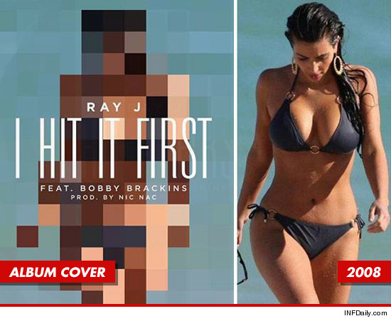 kim kardashian and ray j full pictures free № 56714