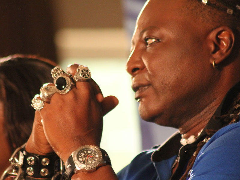 """Charly Boy's Open Letter To Naija's Youth: """"The Power Is"""