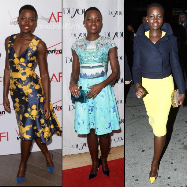 Lupita-NYongo-Golden-Globe-weekend-looks