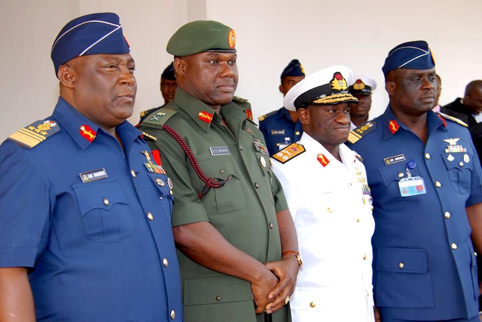 Nigerias-New-Military-Service-Chiefs