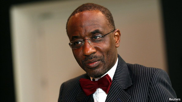 Image result for lamido sanusi as cbn governor