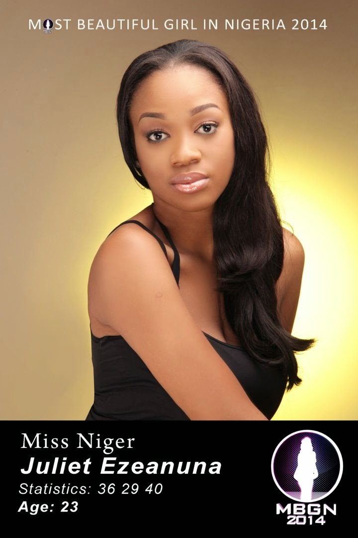 The 31 Most Beautiful Girls In Nigeria Contestants | West Africa Lifestyle